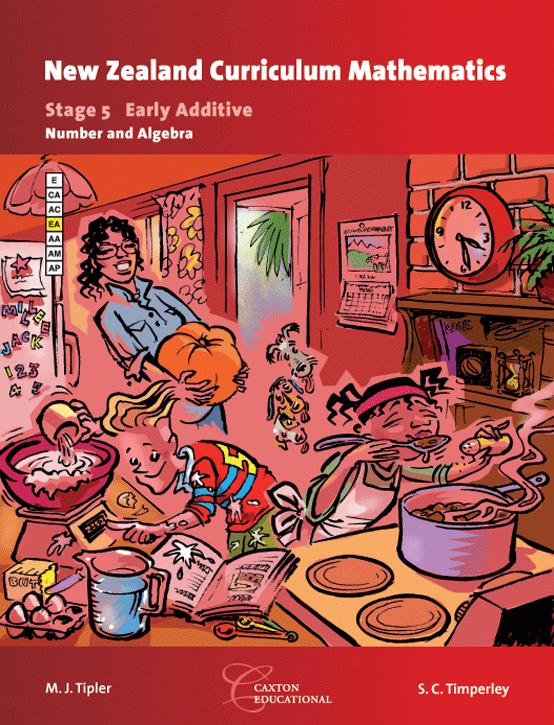 NZ Curriculum Mathematics Stage 5 Early Additive NZ maths book – Maths Worksheets Nz