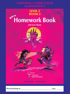 National Curriculum Maths, Level 2 Book 2, Year 4, NZ Maths Book,
