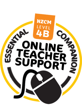 Level 4B Online Teacher Support