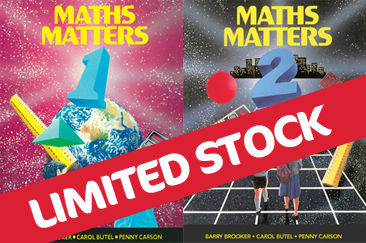 Maths Matters Series