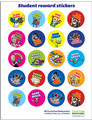 Teachers 10 Awards Pack - Stickers