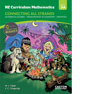 NZ Curriculum Mathematics - Connecting All Strands, Level 3A, NZ Maths Book